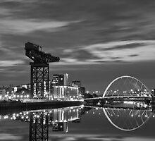 Squinty Bridge Glasgow by scottalexander