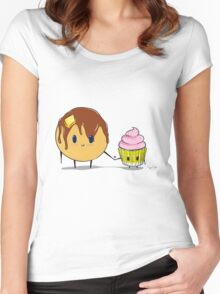 Cake Love Women's Fitted Scoop T-Shirt