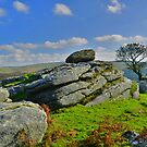 Dartmoor: Heckwood Tor by Rob Parsons