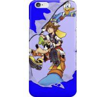Kingdom hearts ripped  iPhone Case/Skin