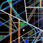 Color Grid Print by djs42s
