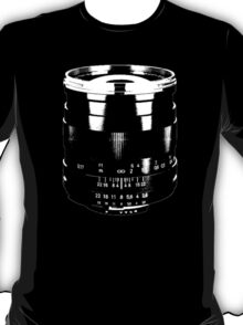 Manual Lens Lover photography T-Shirt