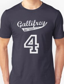 Gallifrey All-Stars: Four T-Shirt