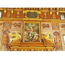 Goldener Saal im Rathaus  Photographic Print