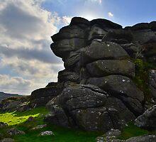Dartmoor: Vixen Tor by Rob Parsons