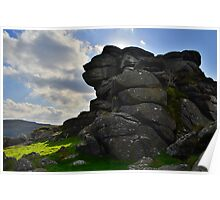 Dartmoor: Vixen Tor Poster