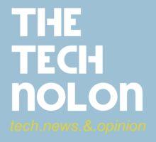 Technolon Blue Shirt Kids Tee