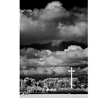 Papal Cross in the Phoenix Park, Ireland Photographic Print