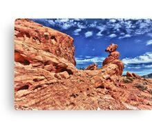 Vibrant Landscape Canvas Print
