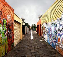 Graff-Lane Way2 by Polia Giannoulidis