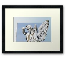 In memorium Framed Print