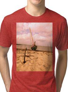 Anchored down Tri-blend T-Shirt
