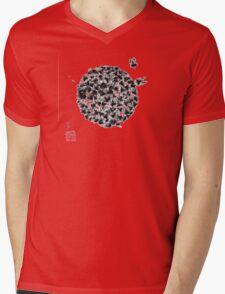 Swarm of Honey Bees Mens V-Neck T-Shirt