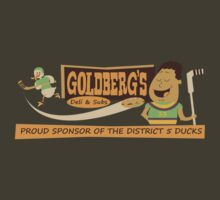 Goldberg's Deli & Subs by beware1984