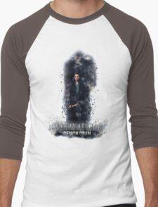 Supernatural Demon Dean Men's Baseball ¾ T-Shirt