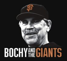 Bruce Bochy and the San Francisco Giants by zeech