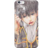 .demonic charm. iPhone Case/Skin