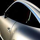 2008 Porsche 911 Targa4S - Milk does a BODY GOOD with curves! by Daniel  Oyvetsky