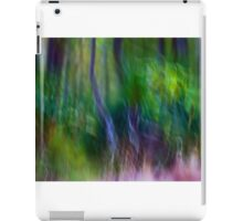 Abstract Whispers on the Wind iPad Case/Skin