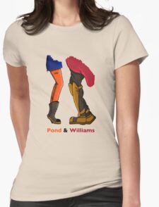 Pond & Williams Womens Fitted T-Shirt