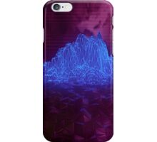 Cyber Mountain iPhone Case/Skin