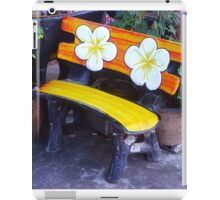 Bench iPad Case/Skin
