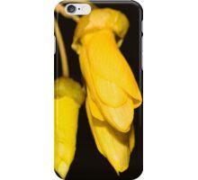 i-Kowhai flower iPhone Case/Skin