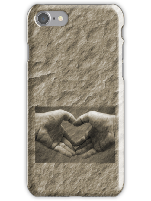 With love... (iPhone case) by Lenka