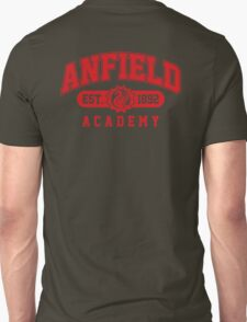 Anfield Academy (Red) T-Shirt