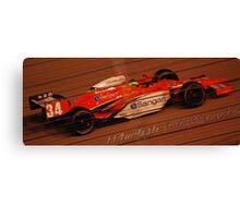Indy 4 Canvas Print