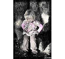 Miss Jayden Photographic Print