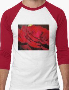 An open heart  Men's Baseball ¾ T-Shirt