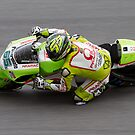 Loris Capirossi in Assen by corsefoto