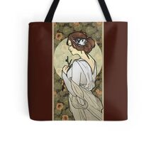 Cinderella Nouveau Old Stories Tote Bag