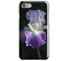 Bearded Iris iPhone iPhone Case/Skin
