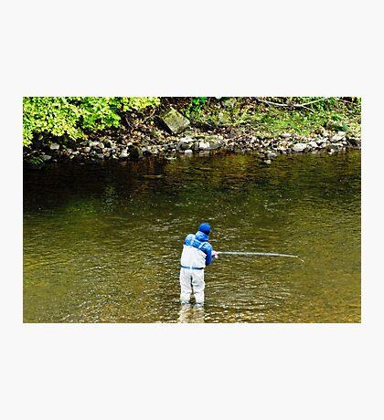 Gone Fishin' Photographic Print