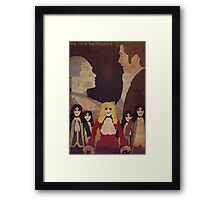Doctor Who 171 The Girl in the Fireplace Framed Print