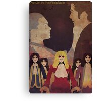 Doctor Who 171 The Girl in the Fireplace Canvas Print
