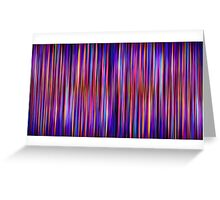 Aberration II [Print and iPhone / iPad / iPod case] Greeting Card