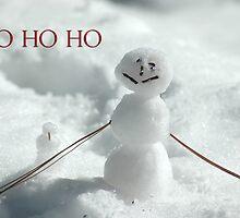 Ho Ho Ho by teresalynwillis