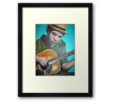 The Sound Of Soulfulness Framed Print