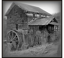 """""""Old Mill"""" Photographic Print"""