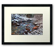 Ribbon Creek II Framed Print