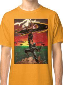 Black Panther & Storm Classic T-Shirt