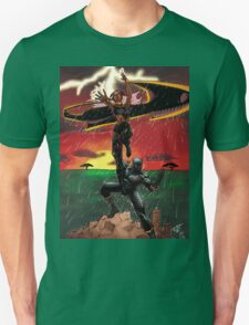 Black Panther & Storm Unisex T-Shirt