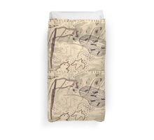 Images in Air Duvet Cover