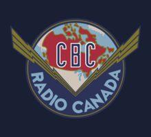 CBC Radio Canada logo by rcvan