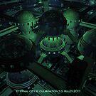 Eternal City III: Culmination - Poster by Dreamscenery
