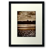 Olympia Icons Framed Print