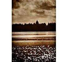 Olympia Icons Photographic Print